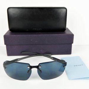PRADA Men's SPR 71A Sunglasses